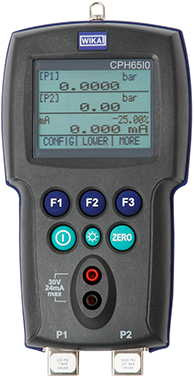 New calibrator for hazardous areas