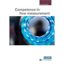 New Brochure for Flow Measurement